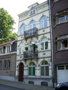 House by architect G. Knippenberg (1911)