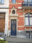 House located in rue de la Fontaine, built in 1889 bby architect Labrarie